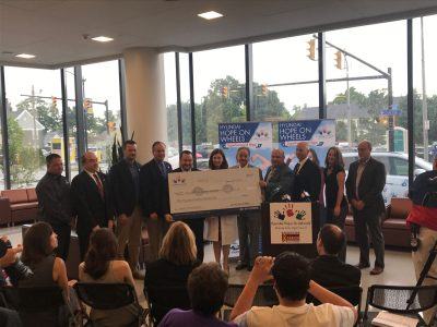 Roswell Park Cancer Institute Impact Grant Ceremony 2017