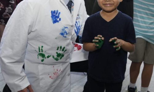 The 2018 Hhow Hand Print Ceremony In Los Angeles