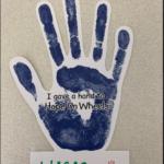 Chop Handprints – Philadelphia, Pa 2