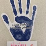 Chop Handprints – Philadelphia, Pa 3