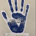 Chop Handprints – Philadelphia, Pa 5