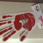 Handprints – Nashville, Tn 4